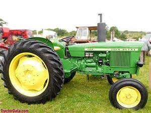 tracteur John Deere 1120