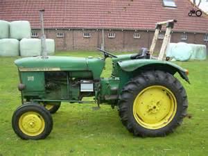 tracteur John Deere 310
