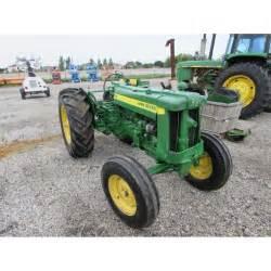 tracteur John Deere 420