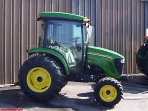 tracteur John Deere 4720