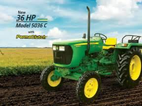 tracteur John Deere 5039C