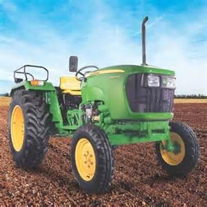 tracteur John Deere 5039D