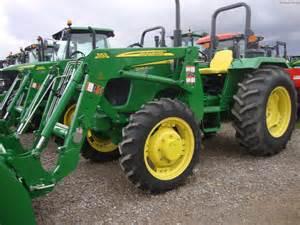 tracteur John Deere 5045E