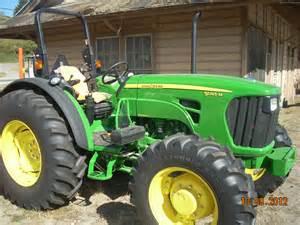 tracteur John Deere 5065M