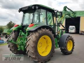 tracteur John Deere 5070M