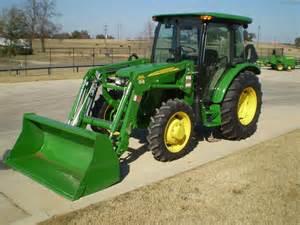 tracteur John Deere 5075E
