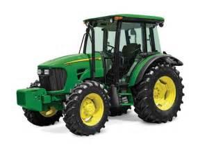 tracteur John Deere 5095M