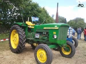 tracteur John Deere 510