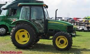 tracteur John Deere 5101E