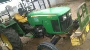 tracteur John Deere 5103S