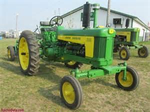 tracteur John Deere 530