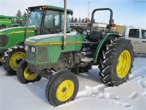 tracteur John Deere 5300