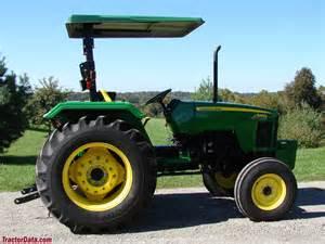 tracteur John Deere 5403