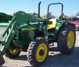 tracteur John Deere 5510