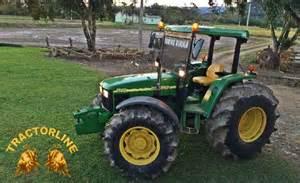 tracteur John Deere 5705