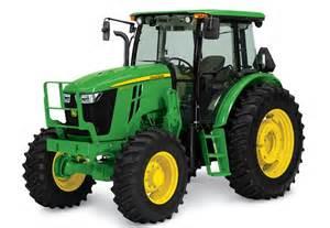 tracteur John Deere 6100D