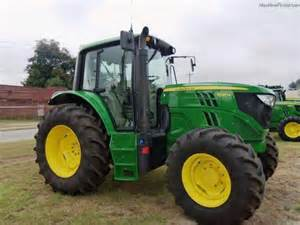 tracteur John Deere 6105M