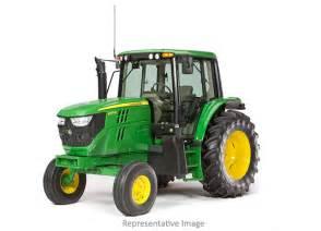 tracteur John Deere 6110M