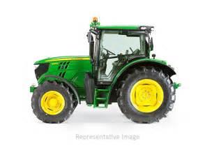 tracteur John Deere 6110R