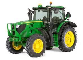 tracteur John Deere 6140R_second_modele