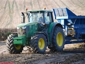 tracteur John Deere 6170M