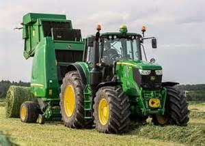 tracteur John Deere 6175M