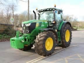 tracteur John Deere 6195R_second_modele