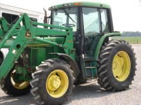 tracteur John Deere 6200_second_modele