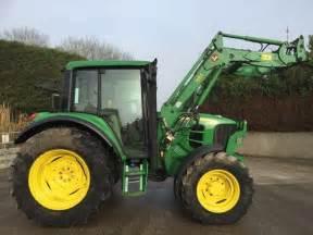 tracteur John Deere 6230