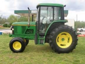 tracteur John Deere 6300_second_modele