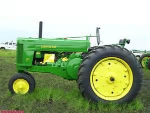 tracteur John Deere 70