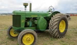 tracteur John Deere 80