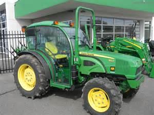 tracteur John Deere 85F