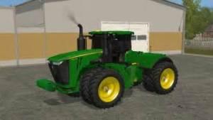 tracteur John Deere 9470R