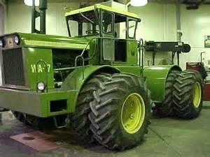 tracteur John Deere WA-17