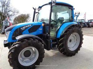 tracteur Landini 4-100