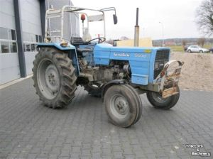 tracteur Landini 5500