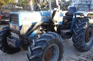 tracteur Landini 5860