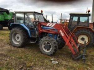 tracteur Landini 5870