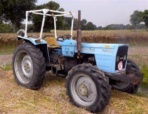 tracteur Landini 6500
