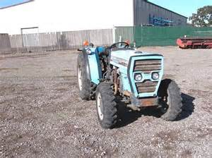 tracteur Landini 6530F
