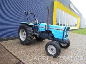 tracteur Landini 6830