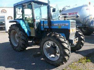 tracteur Landini 6870