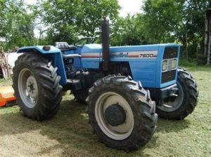 tracteur Landini 7500