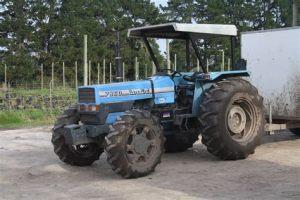 tracteur Landini 7860