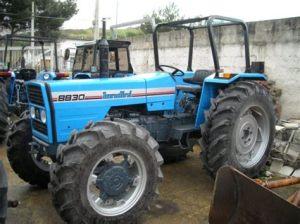 tracteur Landini 8830