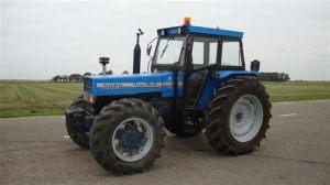 tracteur Landini 8860