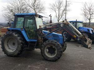 tracteur Landini 8880