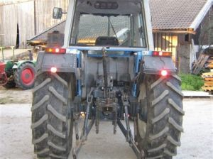 tracteur Landini 9080