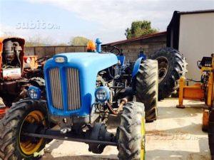 tracteur Landini DT 7000